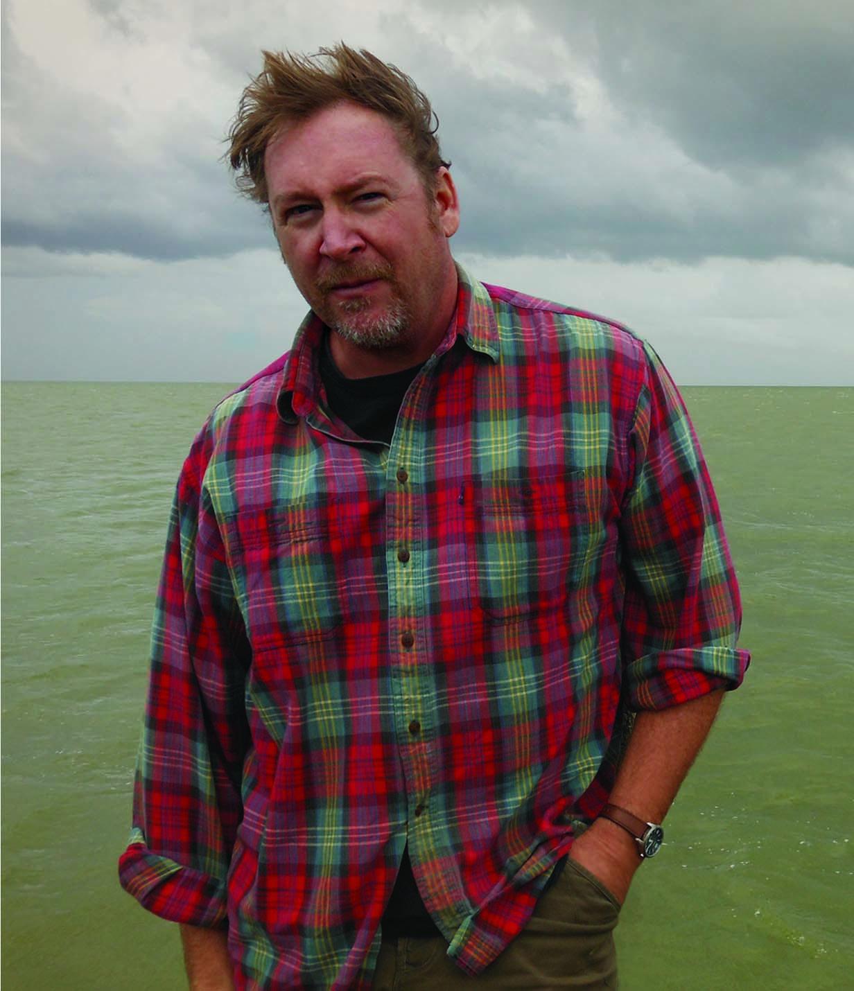 Tim Grimm Front Portrait